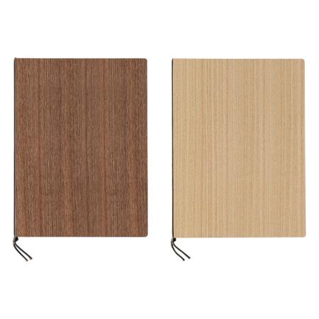木製メニューブック A4・4ページ 紐タイプ WB-901 木製合板メニュー えいむ(Aim)【当日発送可】