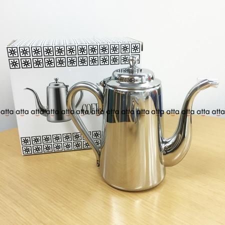 YUKIWA ユキワ コーヒーポットMタイプ 5人用(750cc) 03031205 COFFEE POT/M-TYPE