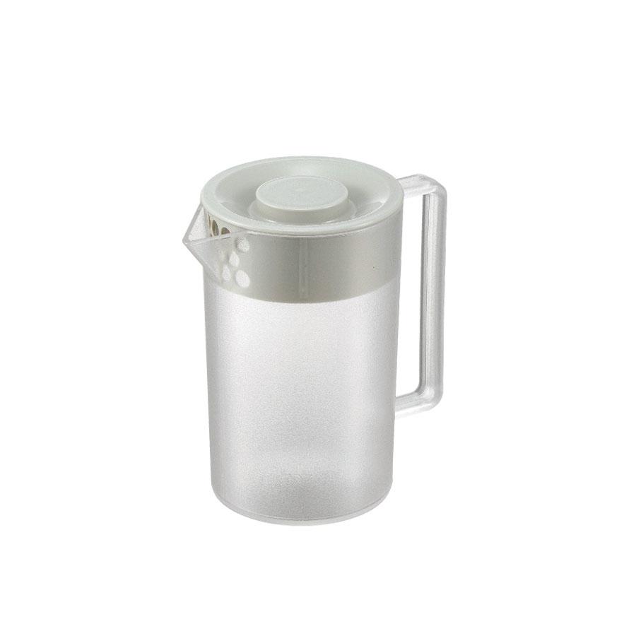 19401006|Be ジュニアピッチャー1.3リットル グレー ※アルコール類使用不可 19401006|飲食店用品・印刷通販のatta(アッタ)